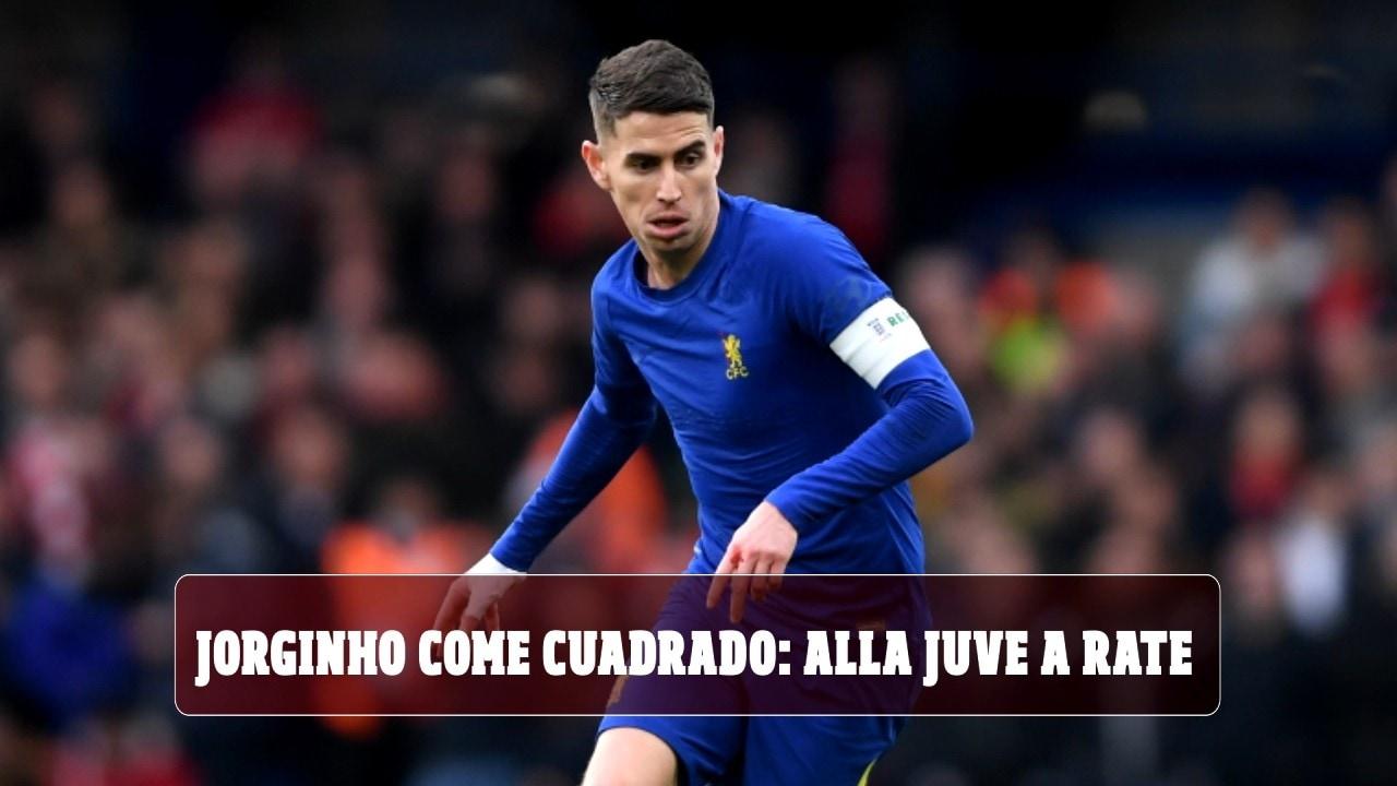 Jorginho come Cuadrado: alla Juve a rate