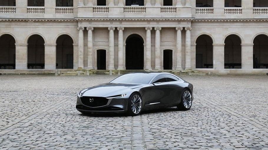 Mazda concept car: le immagini