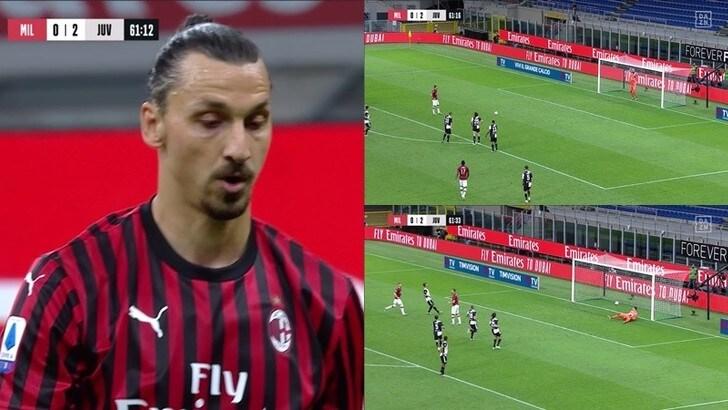 Cristiano Ronaldo-Ibrahimovic, che scintille durante Milan-Juve!