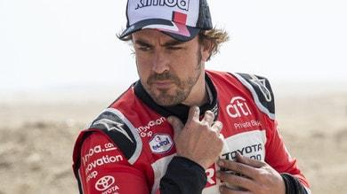 F1 Renault, Alonso torna a casa dopo tre anni