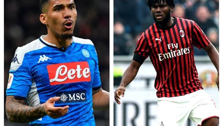 L'Inter mette più muscoli: occhi su Allan e Kessie