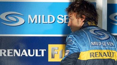 F1, ufficiale:Alonso nel 2021 sulla Renault: