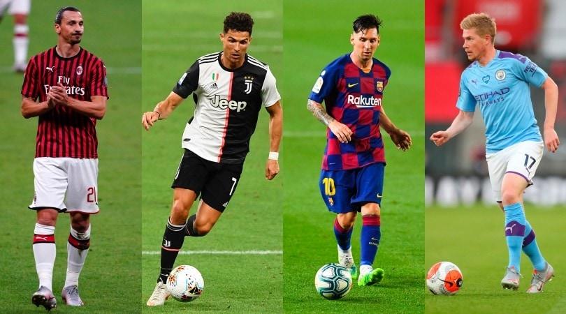 Chi ha fatto più assist? Ecco i migliori giocatori del XXI secolo!