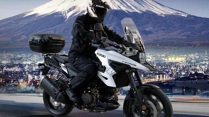 Suzuki V-Strom 1050 MACHI: l'enduro dallo spirito Adventure
