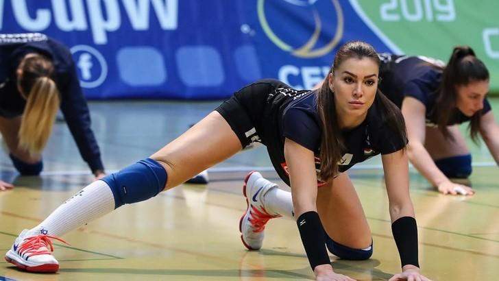 Tatjana Bokan torna in Italia e firma per Caserta
