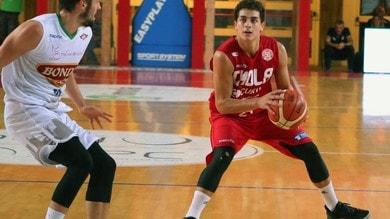 Basket Torino, ecco il primo acquisto: arriva Lorenzo Penna