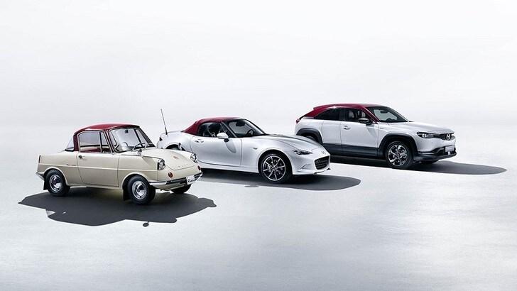 Mazda, divertimento e sostenibilità fattori sempre presenti