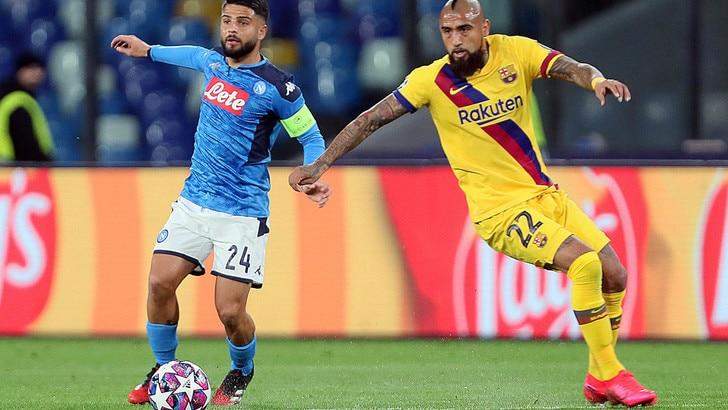 Braida Non E Scontato Il Risultato Di Barcellona Napoli Tuttosport