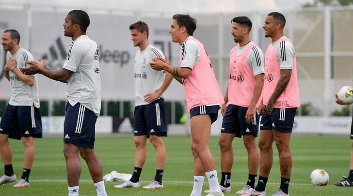 Sarri prepara Juve-Atalanta: tornano De Ligt e Dybala