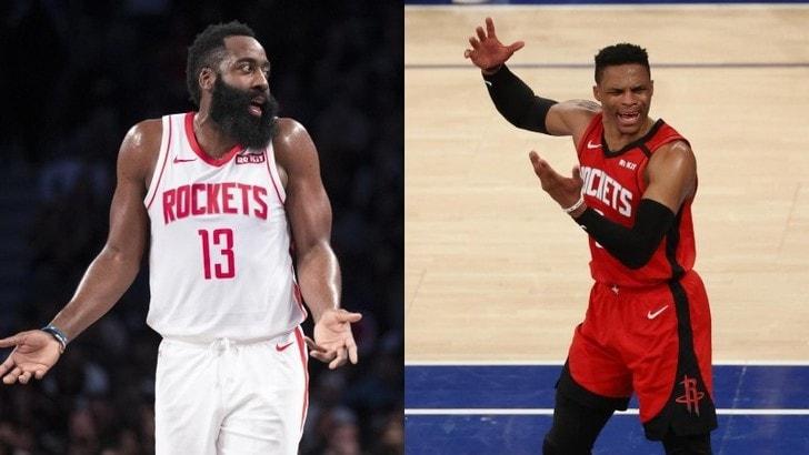 Gli Houston Rockets a Orlando senza Harden e Westbrook