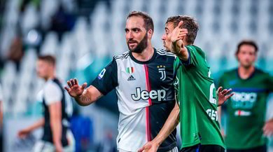 Juve, rischio diffidati verso la Lazio: la formazione col Sassuolo