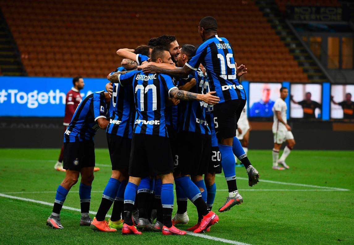 Handanovic, che errore! Poi lo show dell'Inter piega il Torino