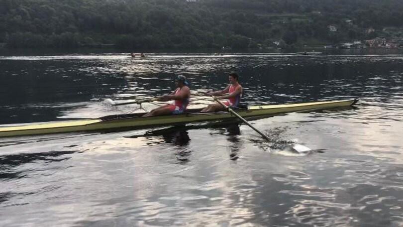 Due giovani atleti del Caprera convocati dalla Federazione
