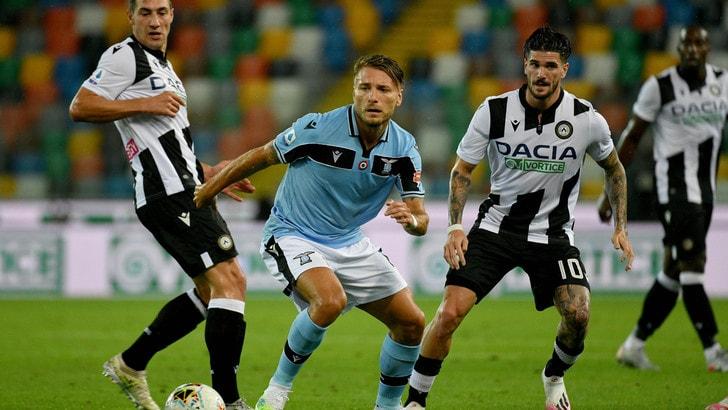 Udinese-Lazio 0-0, il tabellino