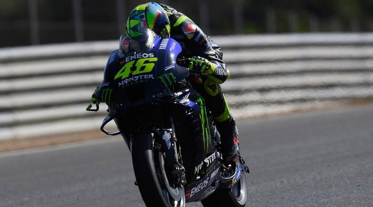 Gp Andalusia, Rossi: