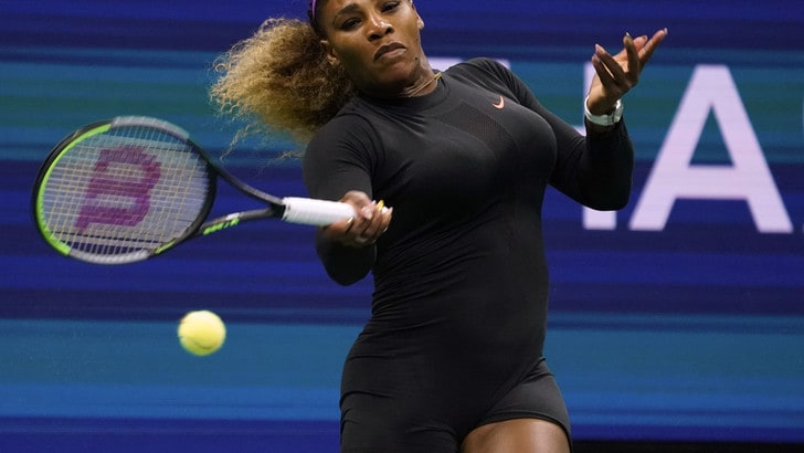 Tennis, Serena Williams torna a giocare dopo l'emergenza sanitaria