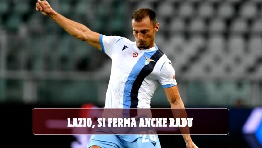 Lazio, anche Radu va ko. Inzaghi in emergenza pensa alla Juve