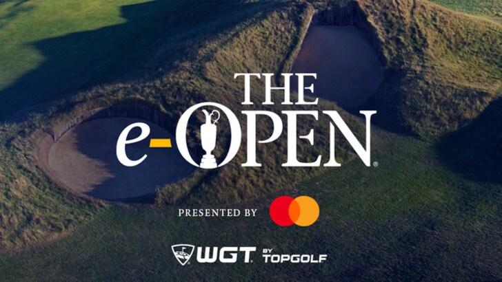Ecco il The e-Open, edizione virtuale del famoso torneo di Golf