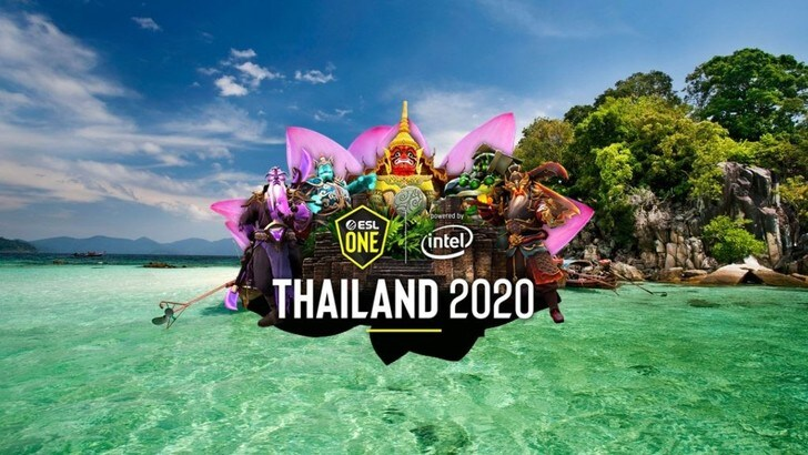 In Thailandia la nuova edizione dell'ESL One di Dota 2