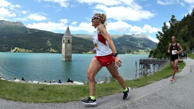Giro del Lago di Resia Special Edition, vincono Hofer e Giomi