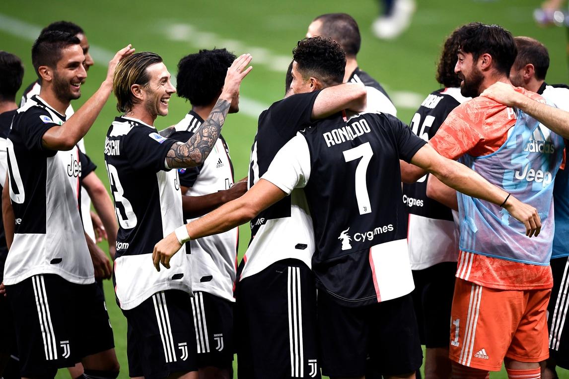 La Juve può vincere lo scudetto già giovedì: ecco le possibili ...
