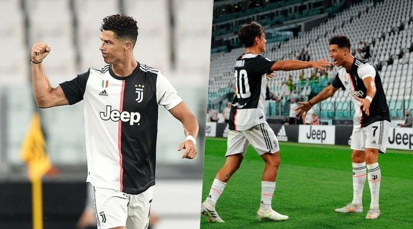Super Ronaldo fa volare la Juve: la Lazio si arrende alla doppietta di CR7