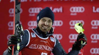 Moelgg torna a sciare sei mesi dopo l'infortunio