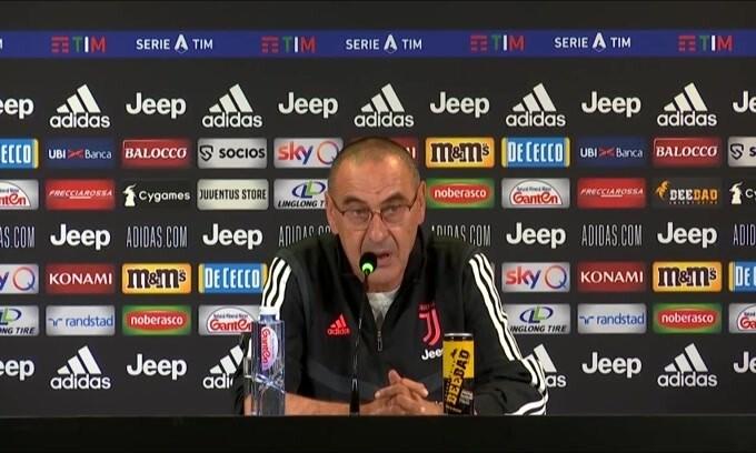 "Sarri: ""Ronaldo-Dybala? Livello mondiale"""