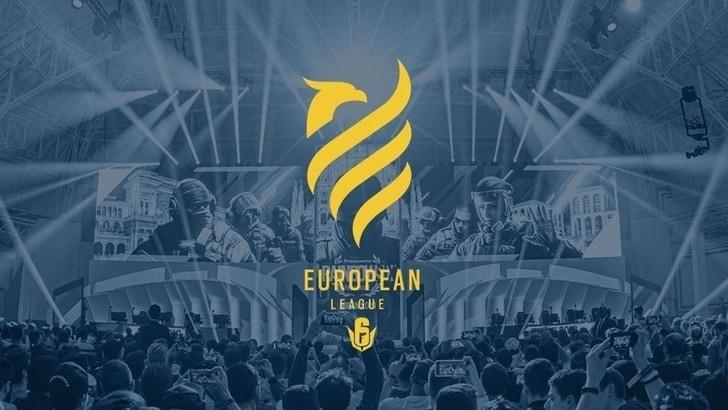 Si chiude lo Stage 1 dell'European League di R6