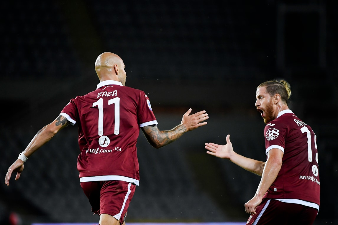 Zaza riprende il Verona: Torino a +6 sul Lecce