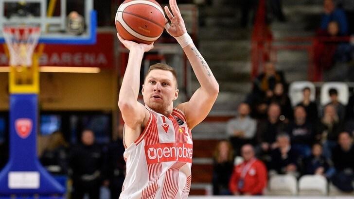 Basket, Varese: Ingus Jakovics torna in biancorosso