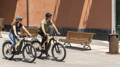 E-Scrambler, ecco la bici elettrica firmata Ducati
