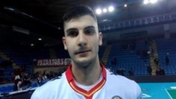 Ravenna rinnova il contratto di Grozdanov
