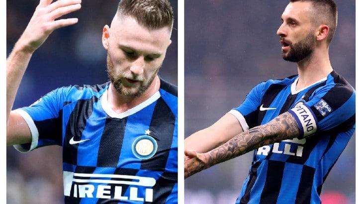 Svolta Inter: Skriniar e Brozovic sul mercato