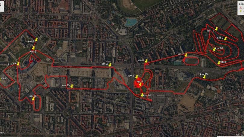 Il 27 settembre al via su nuovi percorsi la Salomon Running Milano
