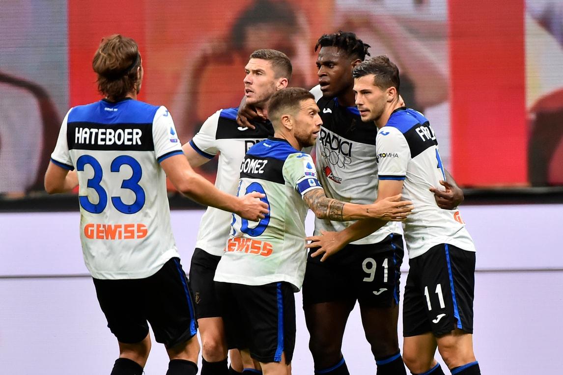 Zapata non si ferma più. L'Atalanta arriva a quota 96 gol, ma col Milan è 1-1