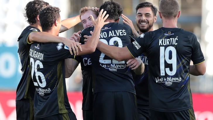 Brescia-Parma 1-2: a D'Aversa basta un super Kulusevski