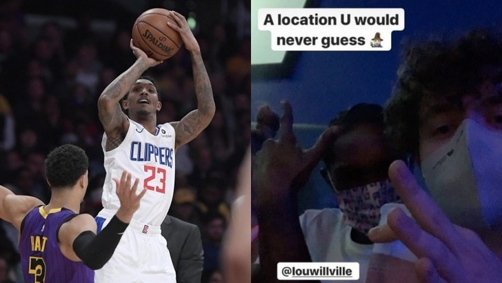 NBA, caso Lou Williams: lascia la bolla e va in uno strip club