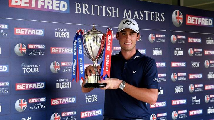 Paratore, che trionfo al British Masters! L'omaggio della stampa internazionale fa il giro del mondo