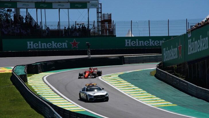 F1, organizzatori Gp Brasile: