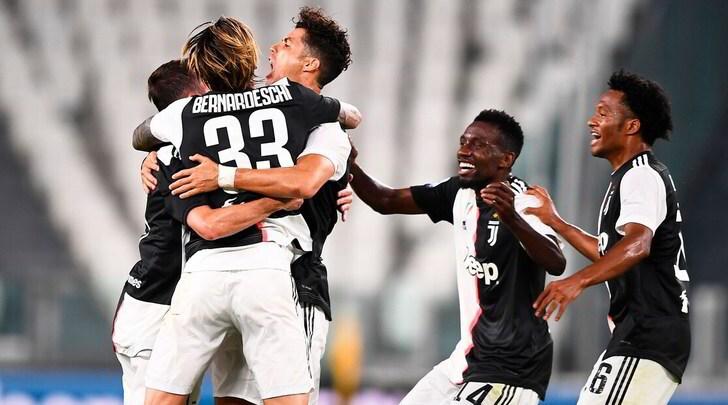 Juve campione d'Italia: è il nono scudetto di fila! Trionfano Sarri e Ronaldo
