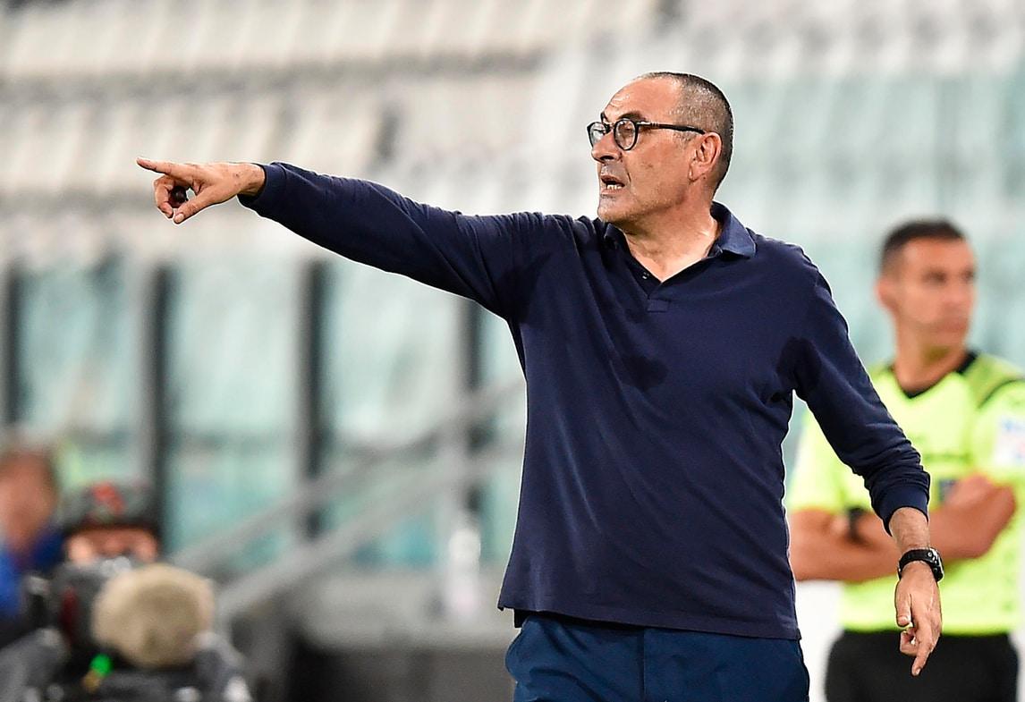 Cagliari-Juve, la probabile formazione di Sarri