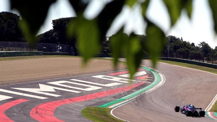 F1, Sticchi Damiani: