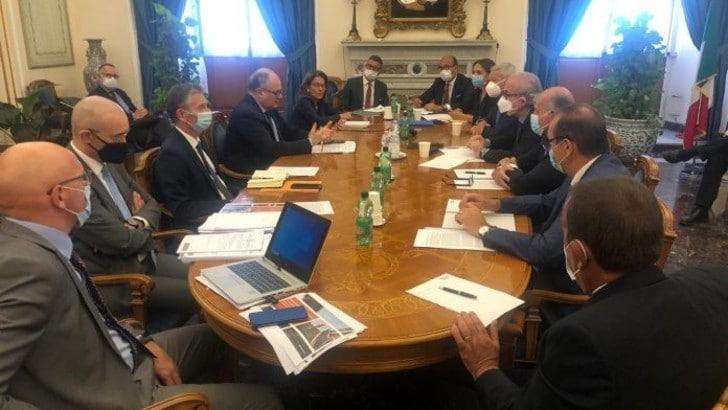 Il Ministro Gualtieri ha ricevuto il Comitato 4.0