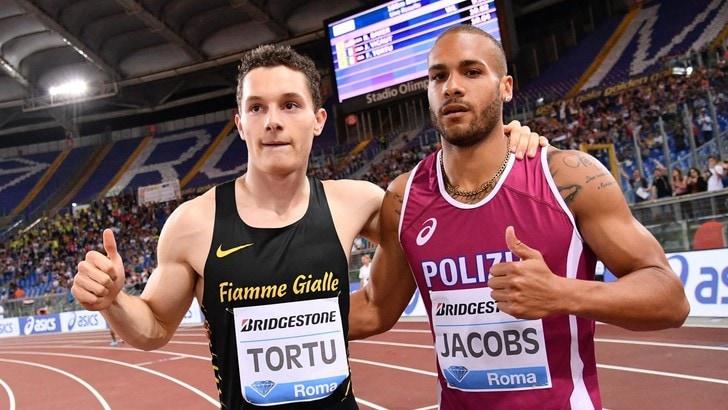 Atletica, Trieste: Jacobs in pista per migliorare il 10.14 stagionale
