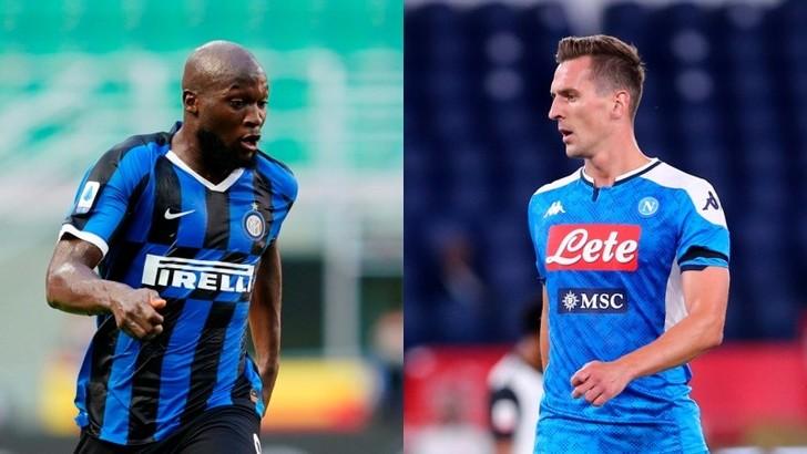 Diretta Inter-Napoli ore 21.45: dove vederla in tv, in streaming e formazioni ufficiali