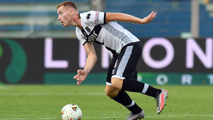 Juve, Kulusevski saluta il Parma: