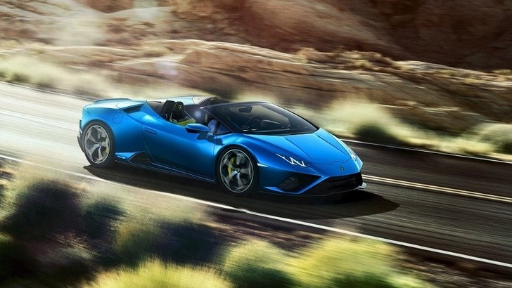 Riceve aiuti dal governo, spende i soldi per una Lamborghini Huracán