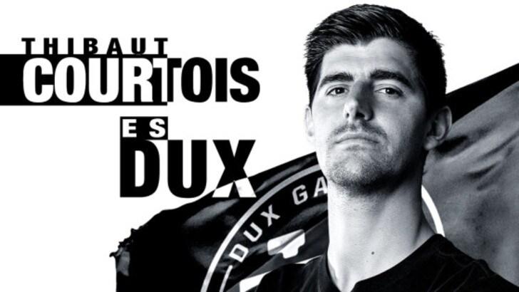 Courtois acquisisce l'Inter de Madrid tramite la DUX Gaming