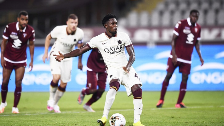 Torino-Roma 2-3: a Longo non bastano Berenguer e Singo